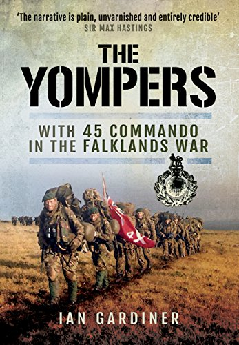 9781473853423: The Yompers: With 45 Commando in the Falklands War