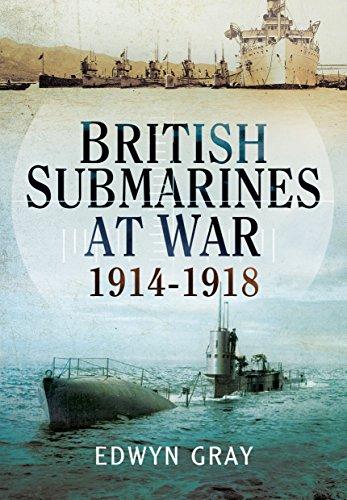 9781473853454: British Submarines At War 1914 - 1918