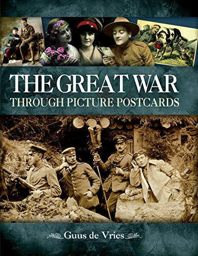 9781473856684: The Great War through Picture Postcards