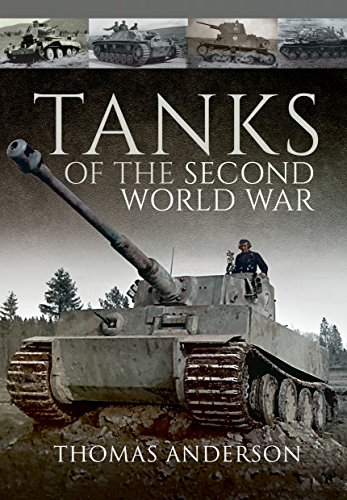9781473859326: Tanks of the Second World War