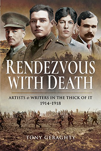 Rendezvous with Death: Artists and Writers in: Tony Geraghty