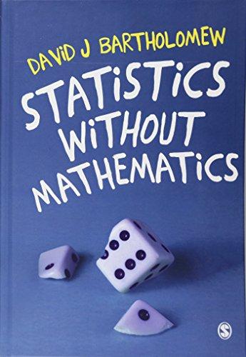 9781473902442: Statistics Without Mathematics