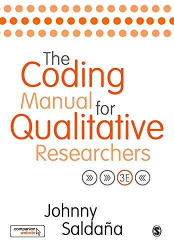 9781473902497: The Coding Manual for Qualitative Researchers
