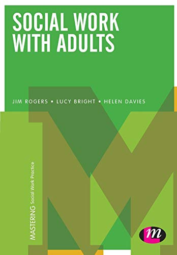 9781473907553: Social Work with Adults (Mastering Social Work Practice)