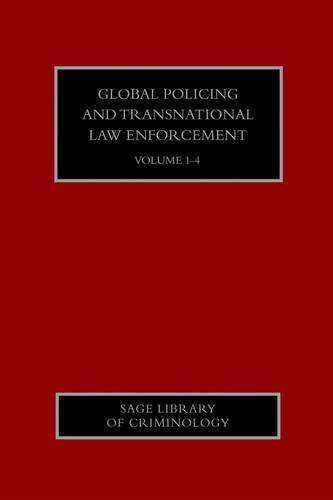 Global Policing and Transnational Law Enforcement (Hardback)