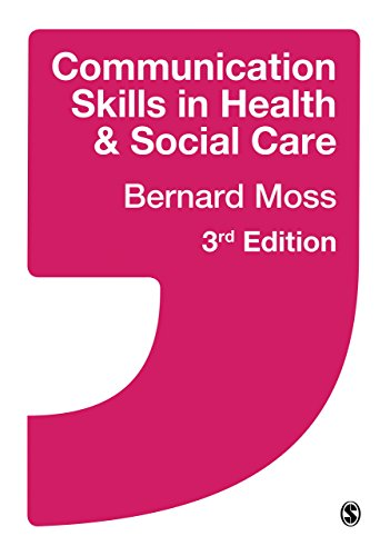 9781473912755: Communication Skills in Health and Social Care