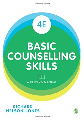 9781473912991: Basic Counselling Skills: A Helper's Manual