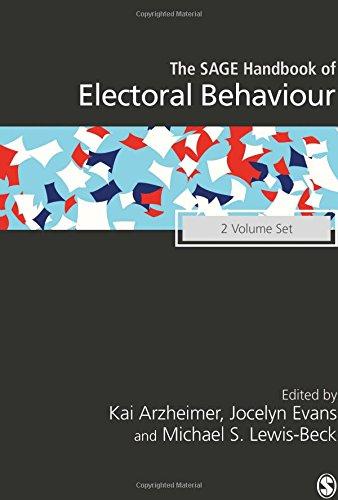 9781473913158: The SAGE Handbook of Electoral Behaviour