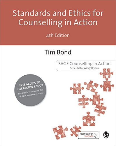9781473913974: Standards and Ethics for Counselling in Action (Counselling in Action Series)