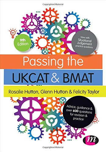 Passing the UKCAT and BMAT: Hutton, Rosalie