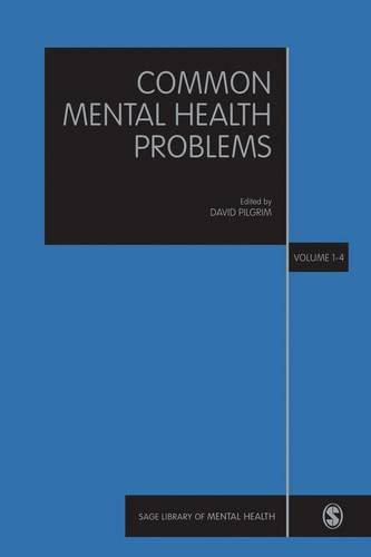 9781473915978: Common Mental Health Problems (SAGE Library in Mental Health)
