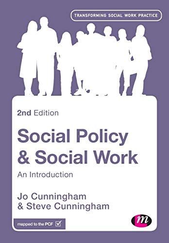 9781473916555: Social Policy and Social Work (Transforming Social Work Practice Series)