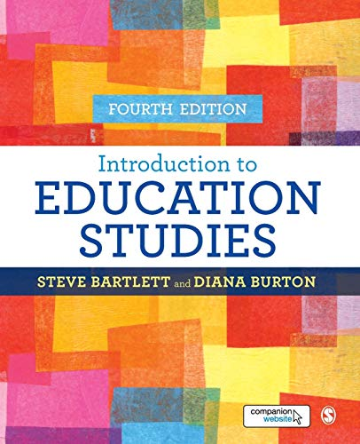 9781473919006: Introduction to Education Studies (Educational Studies: Key Issues)