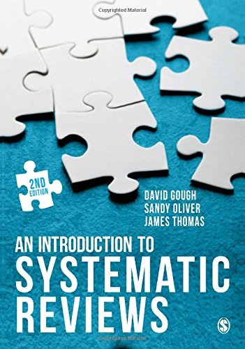 9781473929425: An Introduction to Systematic Reviews