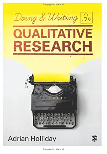 Doing & Writing Qualitative Research (Paperback)