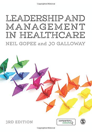 9781473965027: Leadership and Management in Healthcare