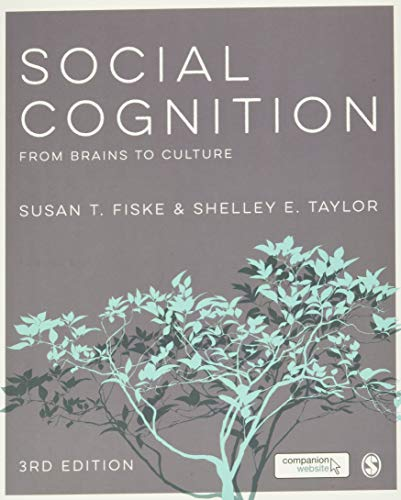 9781473969308: Social Cognition: From brains to culture