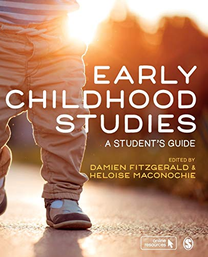 9781473997950: Early Childhood Studies: A Student's Guide