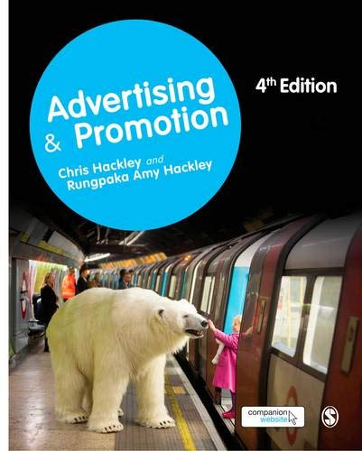9781473997998: Advertising and Promotion