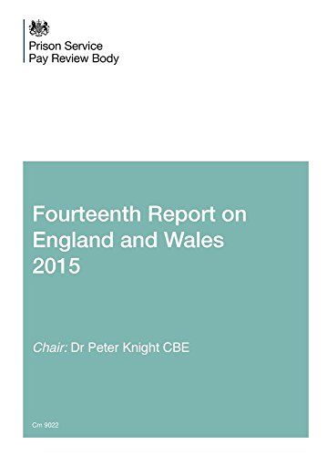 9781474115339: Prison Service Pay Review Body 14th Report on England and Wales 2015 (Command Paper)