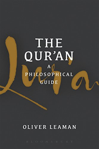 9781474216180: The Qur'an: A Philosophical Guide
