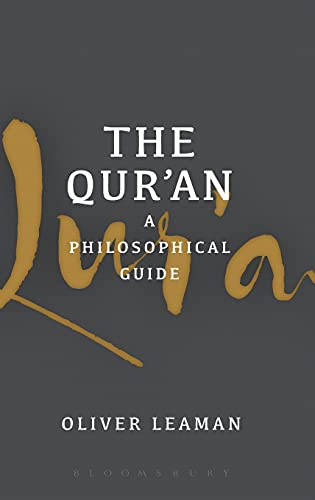 9781474216197: The Qur'an: A Philosophical Guide
