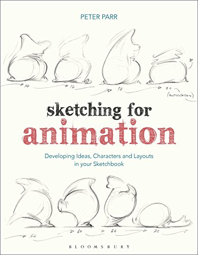 9781474221443: Sketching for Animation (Required Reading Range)