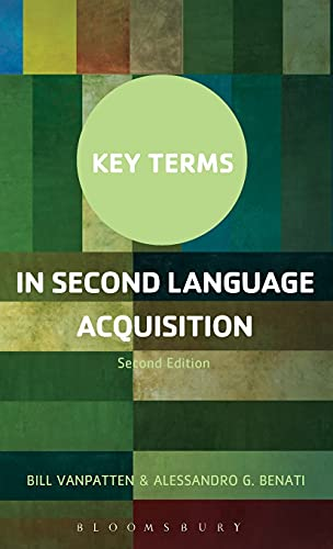 9781474227513: Key Terms in Second Language Acquisition
