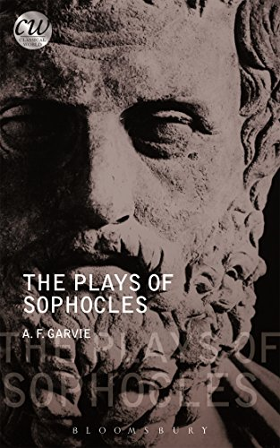 The Plays of Sophocles (Paperback): A.F. Garvie