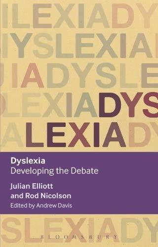 9781474233750: Dyslexia: Developing the Debate (Key Debates in Educational Policy)