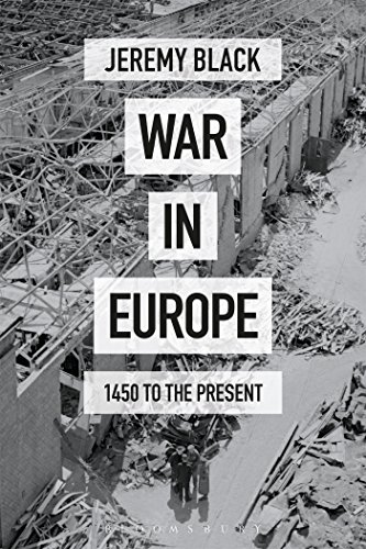 9781474235020: War in Europe: 1450 to the Present
