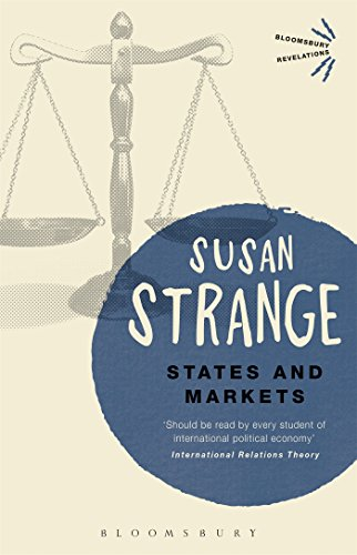 9781474236928: States and Markets (Bloomsbury Revelations)