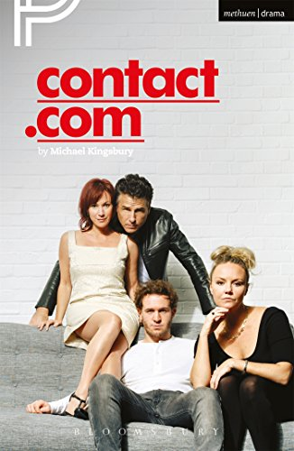 Contact.com (Modern Plays): Kingsbury, Michael