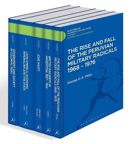 History: History of Latin America - Bloomsbury Academic Collections (Hardback): Various