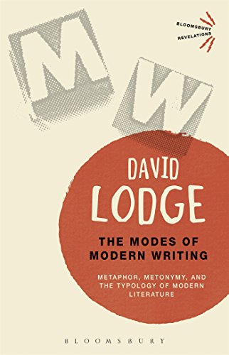 9781474244213: The Modes of Modern Writing: Metaphor, Metonymy, and the Typology of Modern Literature (Bloomsbury Revelations)