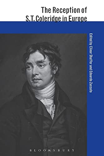 9781474245982: The Reception of S. T. Coleridge in Europe (The Reception of British and Irish Authors in Europe)