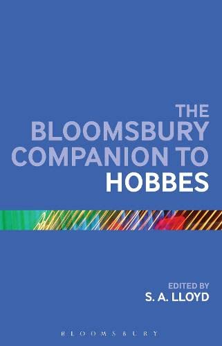 9781474247658: The Bloomsbury Companion to Hobbes (Bloomsbury Companions)