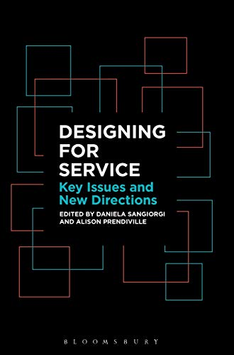 9781474250139: Designing for Service: Key Issues and New Directions