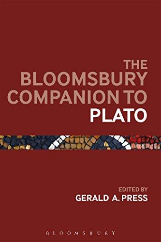 The Bloomsbury Companion to Plato (Bloomsbury Companions): Gerald A. Press
