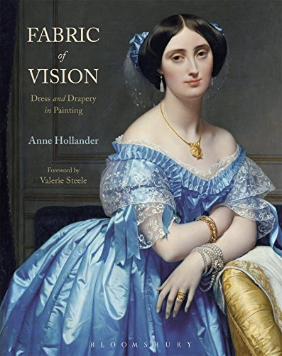 9781474251648: Fabric of Vision: Dress and Drapery in Painting