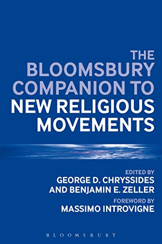 9781474256445: The Bloomsbury Companion to New Religious Movements (Bloomsbury Companions)