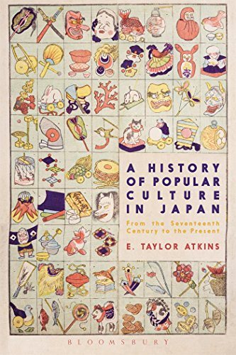 9781474258548: A History of Popular Culture in Japan: From the Seventeenth Century to the Present