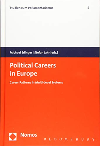 9781474259330: Political Careers in Europe