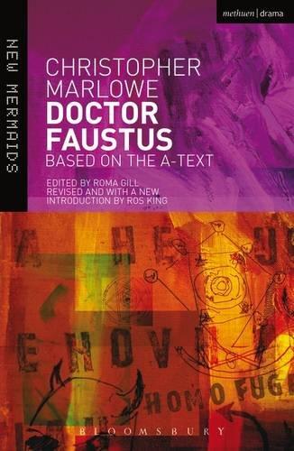 9781474260459: Doctor Faustus (New Mermaids)