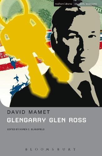 9781474261319: Glengarry Glen Ross