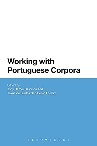 9781474262842: Working with Portuguese Corpora