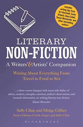 9781474268301: Literary Non-Fiction: A Writers' & Artists' Companion (Writers' and Artists' Companions)