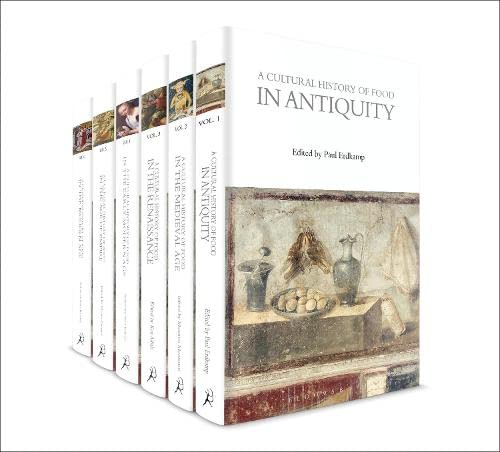 9781474270755: A Cultural History of Food: 6 Volume Set (The Cultural Histories Series)