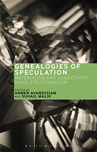 9781474271295: Genealogies of Speculation: Materialism and Subjectivity since Structuralism