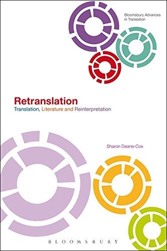 Retranslation: Deane-Cox, Sharon